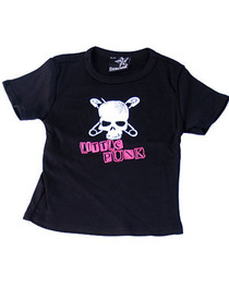 Lil Punk Kids T Shirt