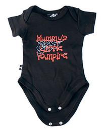 Lil Vampire Baby Grow