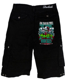 Mens Brain Eater Shorts