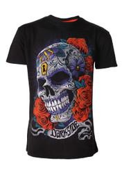 Mexican Sugar Skull T Shirt