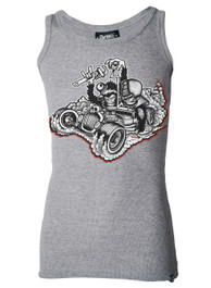 Monkey Business Grey Beater Vest