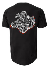 Monkey Business Mens Black T-Shirt