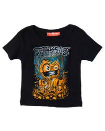 Orange Pumpkin Kids T Shirt