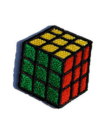 Rubix Cube Patch