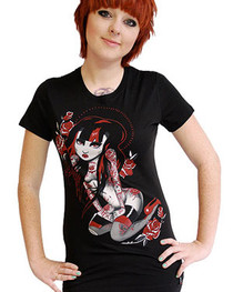 Ruby Womens T Shirt