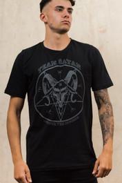 Satan Goats Head T-Shirt