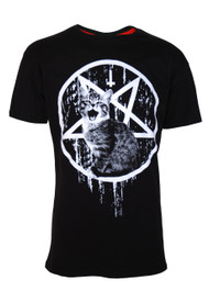 Satans Kitty T-Shirt