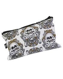 Skull Guns Make Up Bag/Pencil Case