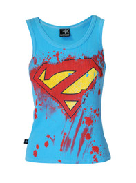 Super Zombie Blue Beater Vest