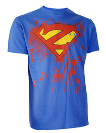 Super Zombie Dark Blue T-Shirt