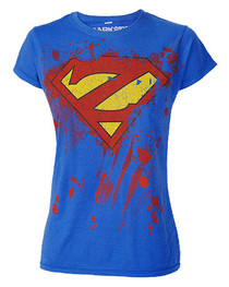 Super Zombie Womens T Shirt