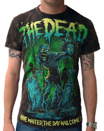 The Dead Acid Wash Vintage T-Shirt