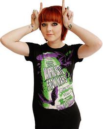 Vampire Bats Womens T Shirt