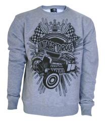 Vintage Torque Unisex Sweatshirt