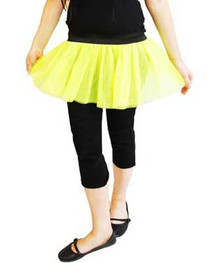Yellow Mini Tutu