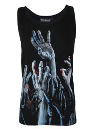 Zombie Hands Beater Vest