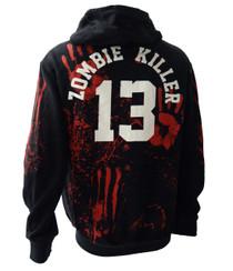 Zombie Killer 13 Premium Zip Hood