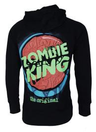 Zombie King Cotton Zip Hood