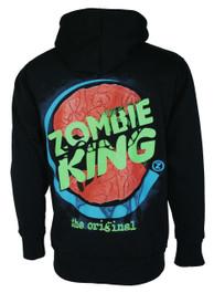 Zombie King Zip Hood