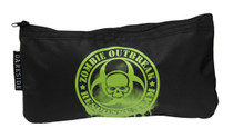 Zombie Outbreak Green Pencil Case