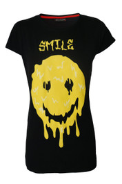 Zombie Smile Womens T Shirt