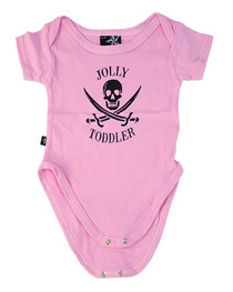 Pink Jolly Toddler Baby Grow