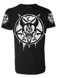 Mickey 666 Mens T Shirt