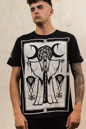 Cult Priest Mens T Shirt