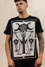 Cult Priest Mens T Shirt