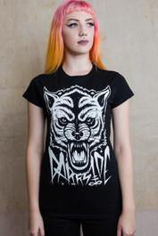 Wolf Womens T Shirt