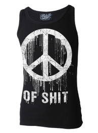 Peace Of Shit Beater Vest
