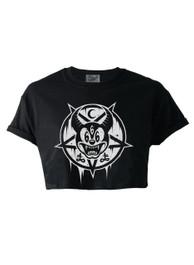 Mickey 666 Crop Top