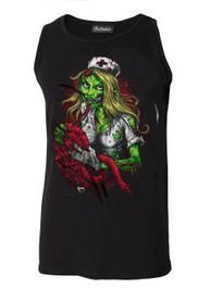 Zombie Nurse Muscle Vest