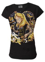 Alice Womens T Shirt