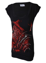 Freddy Fitted T Dress