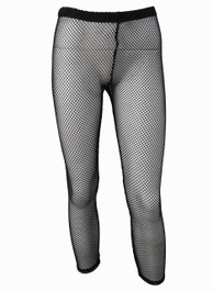 Black Fishnet Leggings