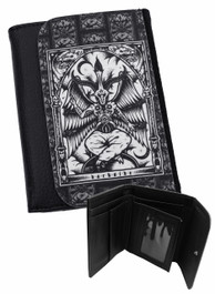 Baphomet Mens Wallet