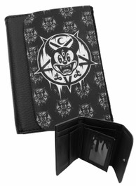 Mickey 666 Mens Wallet