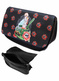 Tink Zip Up Make Up Bag/Pencil Case