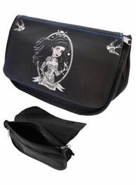 Mermaid Zip Up Make Up Bag/Pencil Case