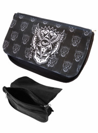 All Seeing Eye Zip Up Make Up Bag/Pencil Case