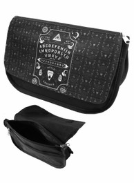 Ouija Board Zip Up Make Up Bag/Pencil Case