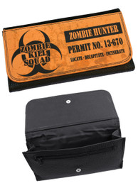 Zombie Hunter Orange Womens Purse