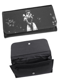 Snow White Skeleton Womens Purse