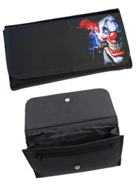 Evil Clown Womens Purse