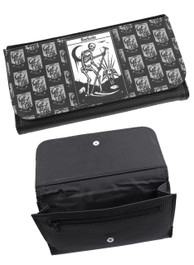 Death Tarot Womens Purse