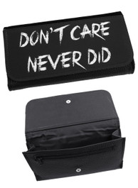 Dont Care Never Did Womens Purse
