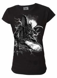 Gremlin Womens T Shirt