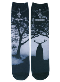 Baphomet Socks