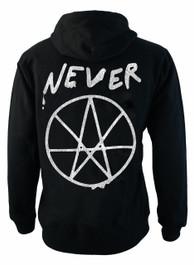 Never Fleece Zip Hood